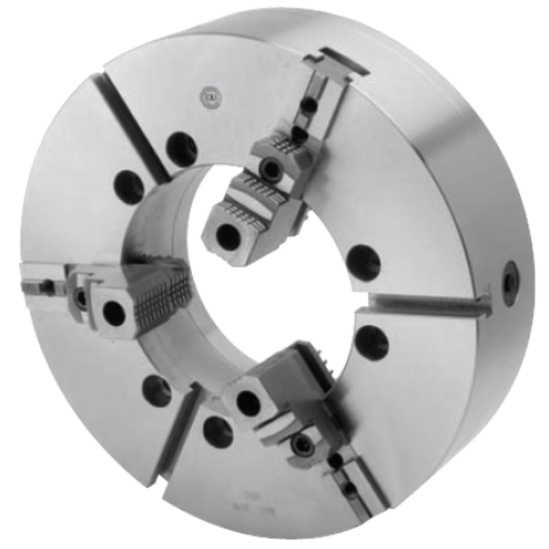3-Jaw Large Bore Chuck