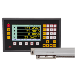 EZ TECH DRO BN2 LCD Digital Readout